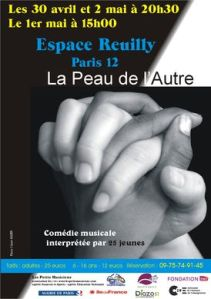 affiche ou Flyer PA Paris-redim